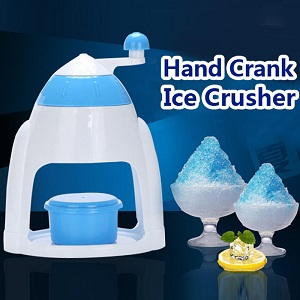 Ice Maker Crusher Machine Crushed Shaved Bar Kitchen Home Party Snow Shaver.