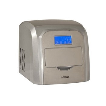 Koldfront Portable Countertop Ice Maker : Compact Countertop Ice Maker - Extra Ice Cubes Ready When You Need ...